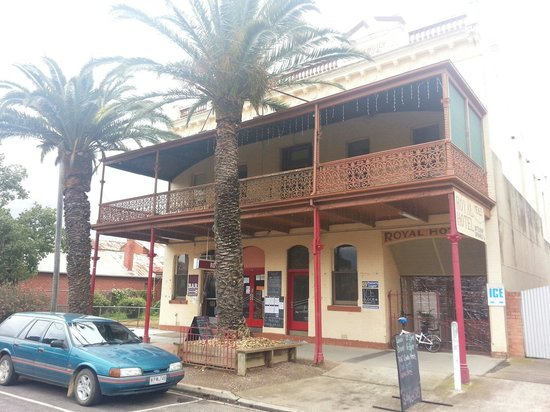Royal Hotel Dunolly - Accommodation Fremantle