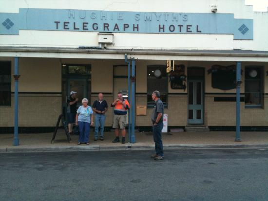 Telegraph hotel - Accommodation Fremantle