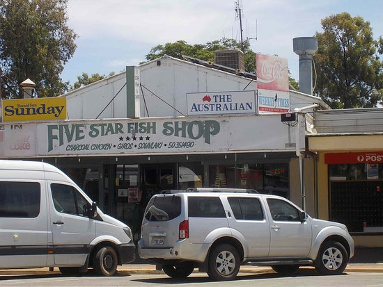 Five Star Cafe - Accommodation Fremantle