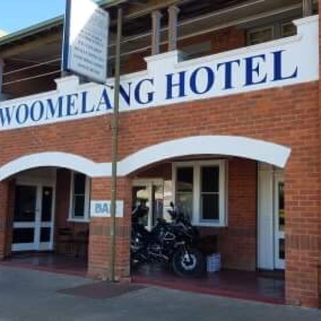 Woomelang Hotel - Accommodation Fremantle