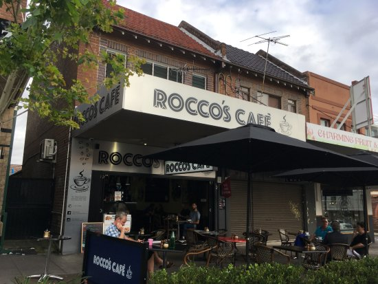 Rocco's Cafe - Accommodation Fremantle