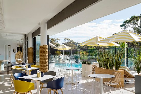 The Rooftop Bar  Grill - Accommodation Fremantle