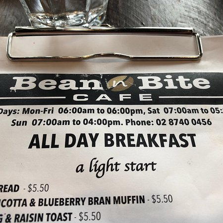 Bean n Bite Cafe - Accommodation Fremantle