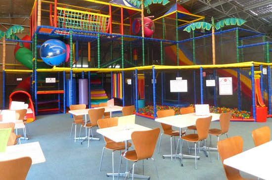 Rumble Tumbles Indoor Playcentre  Cafe - Accommodation Fremantle