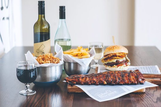 Ribs  Burgers - Accommodation Fremantle