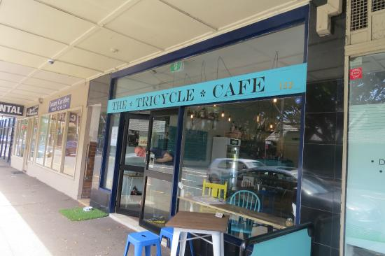 The Tricycle Cafe - Accommodation Fremantle