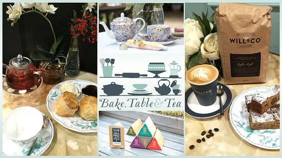 Bake Table  Tea - Accommodation Fremantle