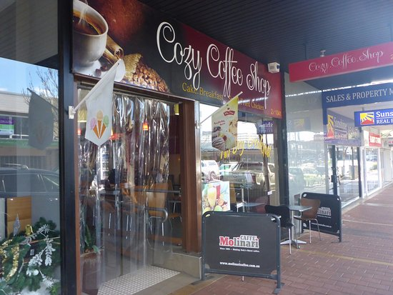 Cozy Coffee Shop - Accommodation Fremantle