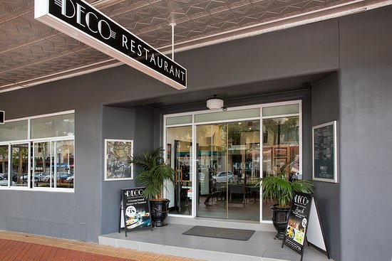 Deco Wine Bar  Restaurant - Accommodation Fremantle