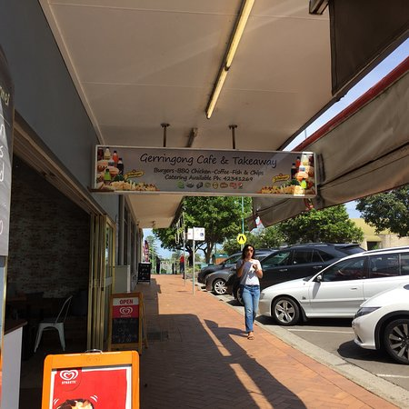 Gerringong Cafe  Take away - Accommodation Fremantle