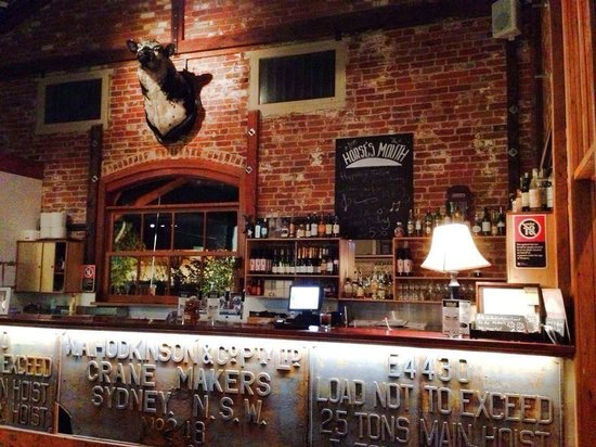 Webb  Co bar - Accommodation Fremantle