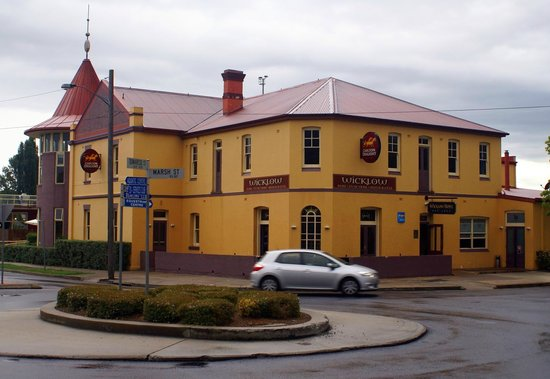 Wicklow Hotel - Accommodation Fremantle
