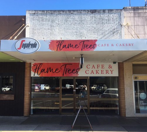 Flame Trees Cafe  Cakery - Accommodation Fremantle