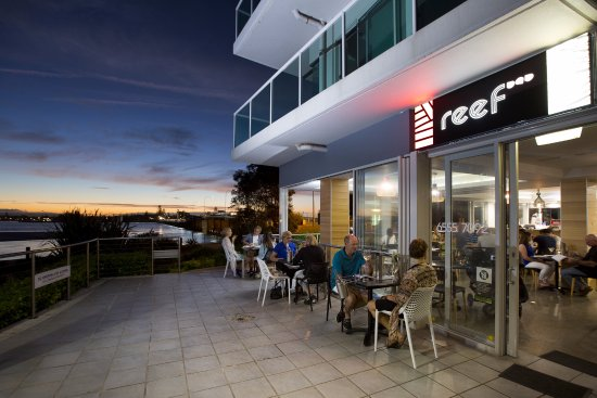 Reef Bar Grill - Accommodation Fremantle