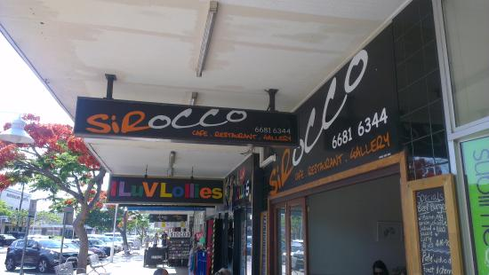 Sirocco Cafe and Gallery - Accommodation Fremantle