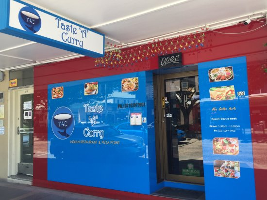 Taste A Curry - Accommodation Fremantle