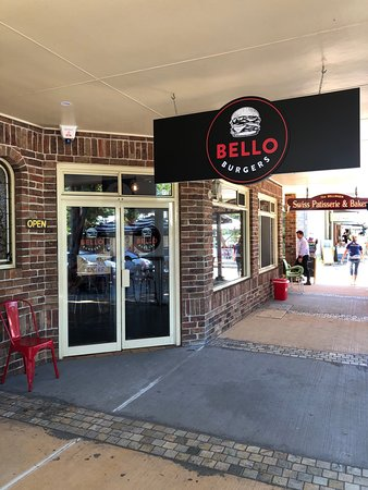 Bello Burgers - Accommodation Fremantle