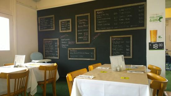 Central Hotel Restaurant - Accommodation Fremantle
