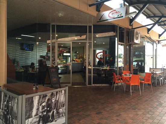 Cervo'z Cafe  Catering - Accommodation Fremantle