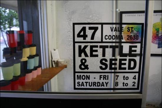 Kettle  Seed Cafe and Coffee Roaster - Accommodation Fremantle