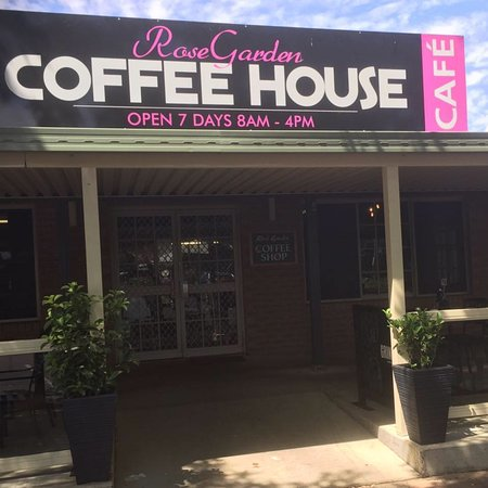Rose Garden Coffee House - Accommodation Fremantle