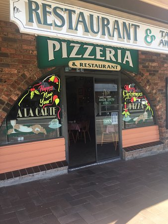 Anna  Sam Pizzeria Restaurant - Accommodation Fremantle