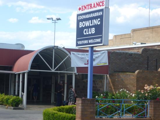 Coonabarabran Bowling Club - Accommodation Fremantle