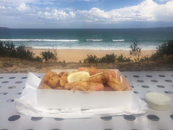 Eden Fish  Chips - Accommodation Fremantle