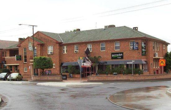 Gunnedah Hotel - Accommodation Fremantle