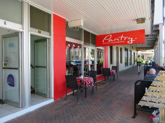 Pantry Cafe  Catering - Accommodation Fremantle