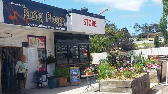 Rusty Plough - Accommodation Fremantle