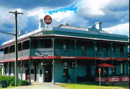 The Oriental Hotel Tumut - Accommodation Fremantle