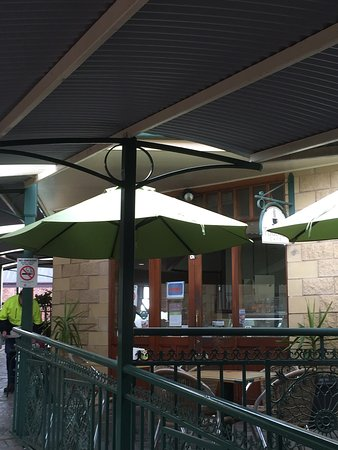 The Terrace Cafe - Accommodation Fremantle