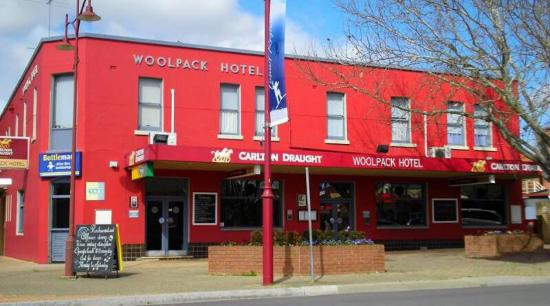 Woolpack Hotel Tumut - Accommodation Fremantle