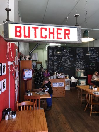 Butchers Shop Cafe - Accommodation Fremantle