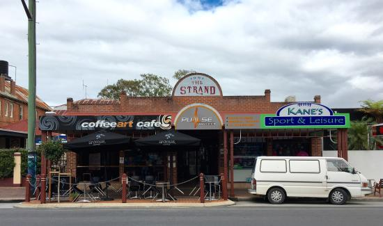 Coffeeart Cafe - Accommodation Fremantle