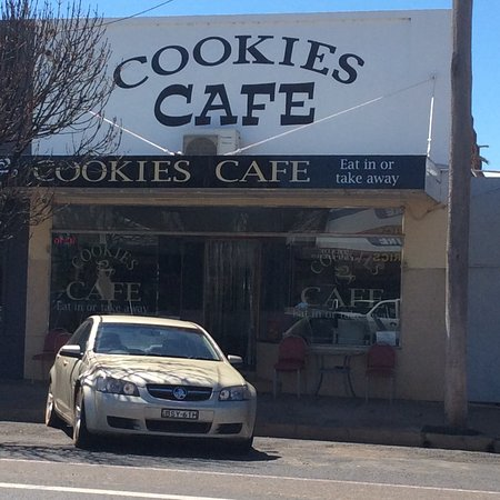 Cookies Cafe - Accommodation Fremantle