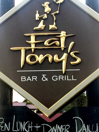 Fat Tony's Bar  Grill - Accommodation Fremantle