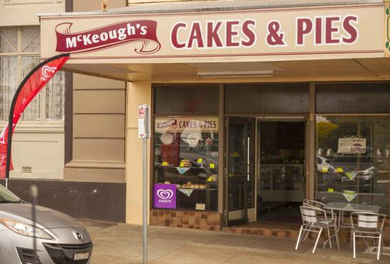 McKeoughs Cake Shop - Accommodation Fremantle