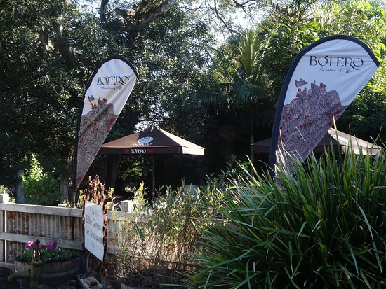 The Edible Garden Cafe/Restaurant - Accommodation Fremantle