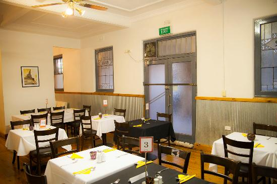 Kelly Bistro Royal Mail Hotel - Accommodation Fremantle