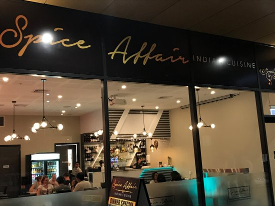 Spice Affair Indian Cuisine - Accommodation Fremantle