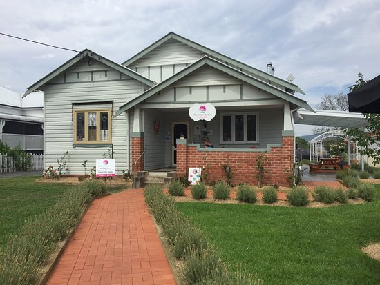 The Crepe Myrtle Tea and Coffee Rooms - Accommodation Fremantle