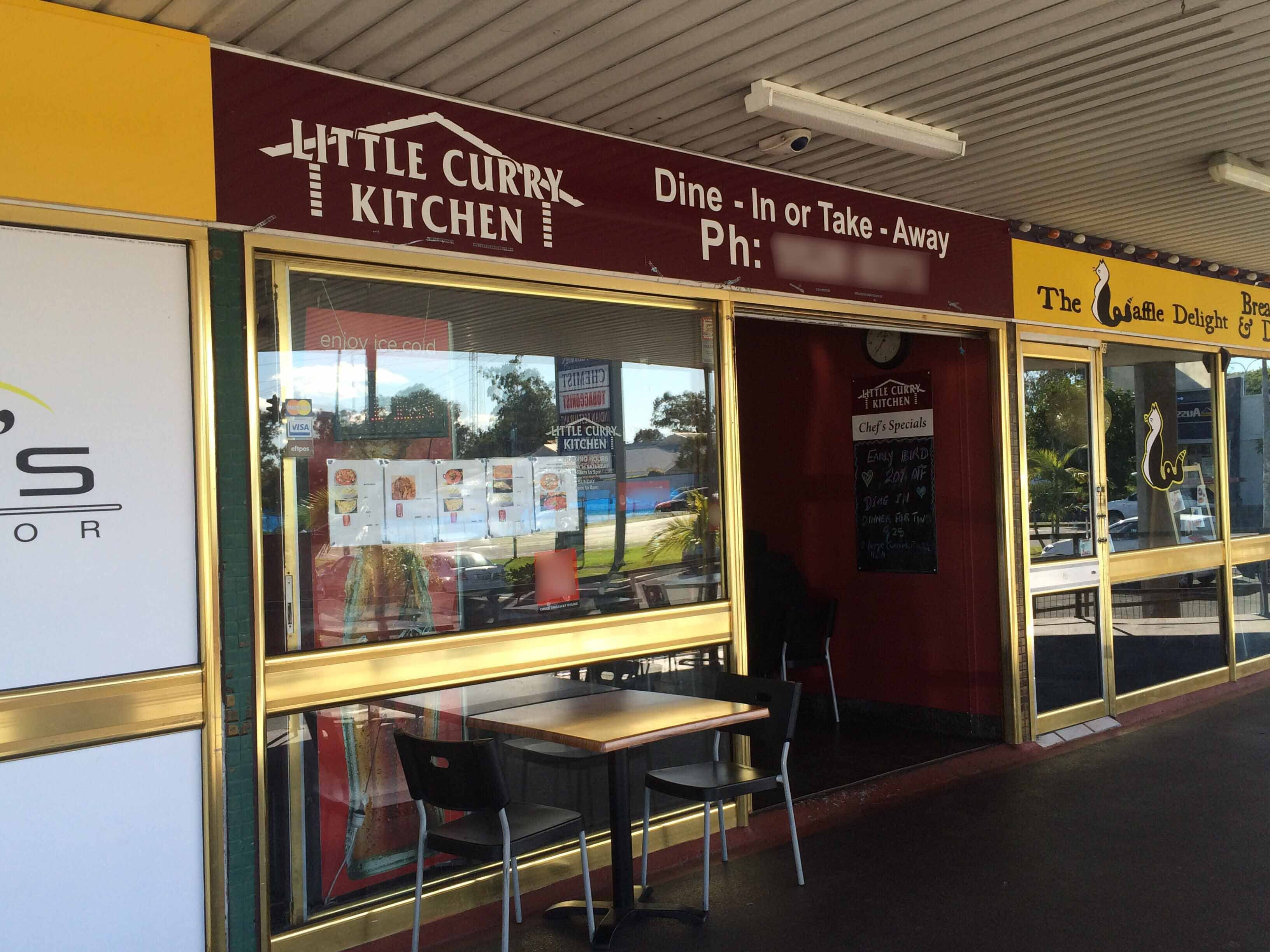 Little Curry Kitchen - Accommodation Fremantle