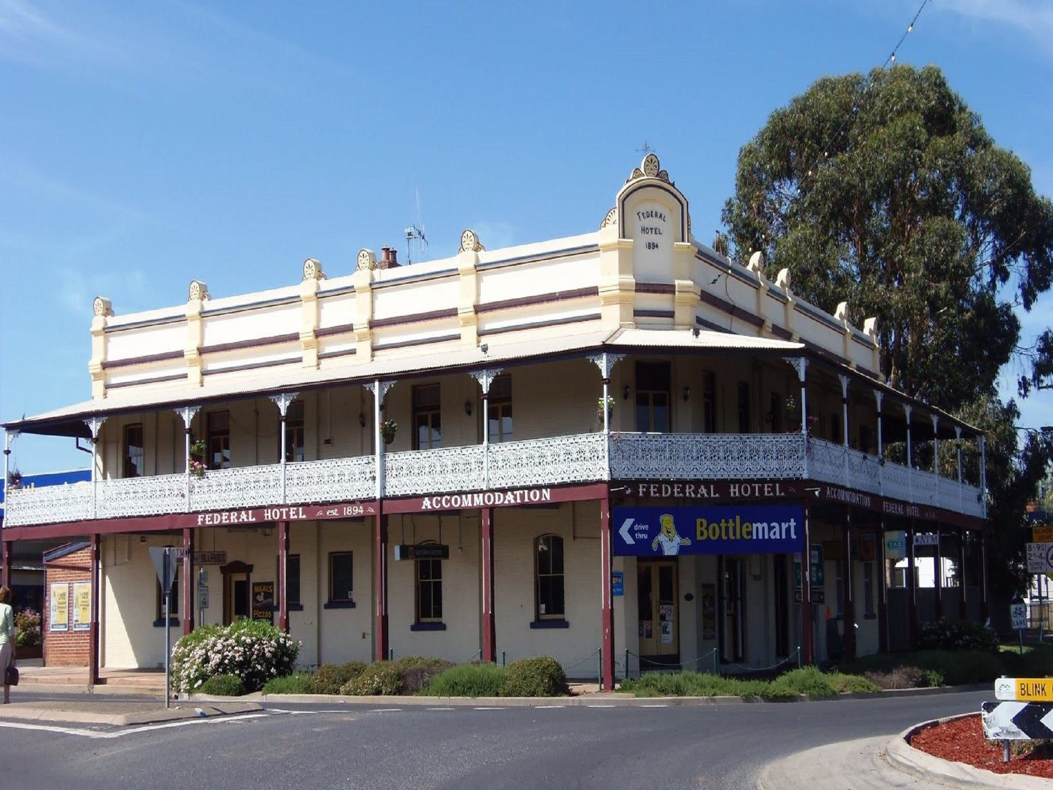 Federal Hotel Brasserie - Accommodation Fremantle