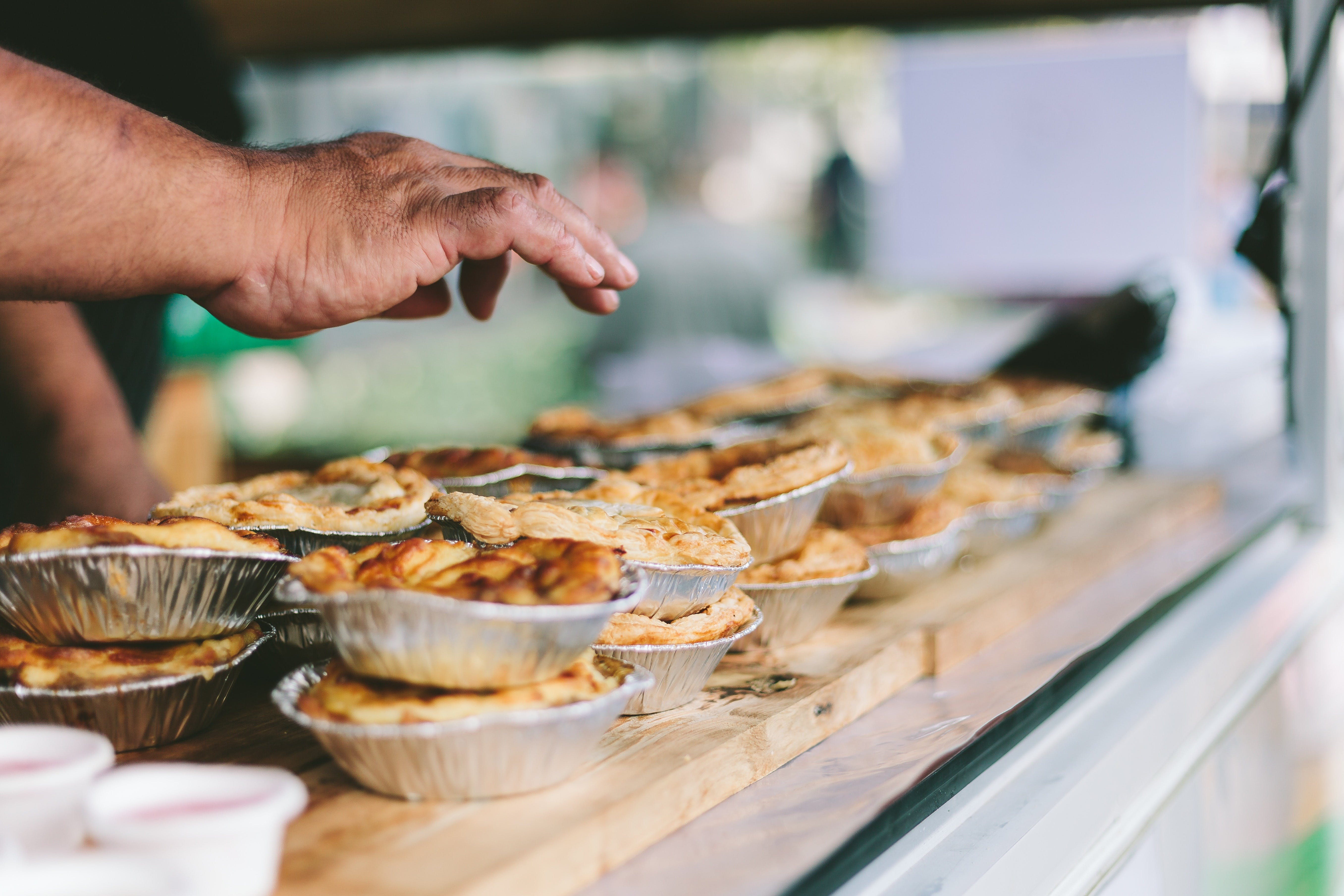 Country Kitchen Gourmet Pies - Accommodation Fremantle