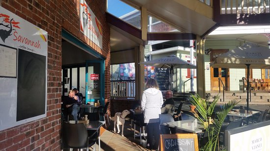 Savannah Coffee Lounge - Accommodation Fremantle