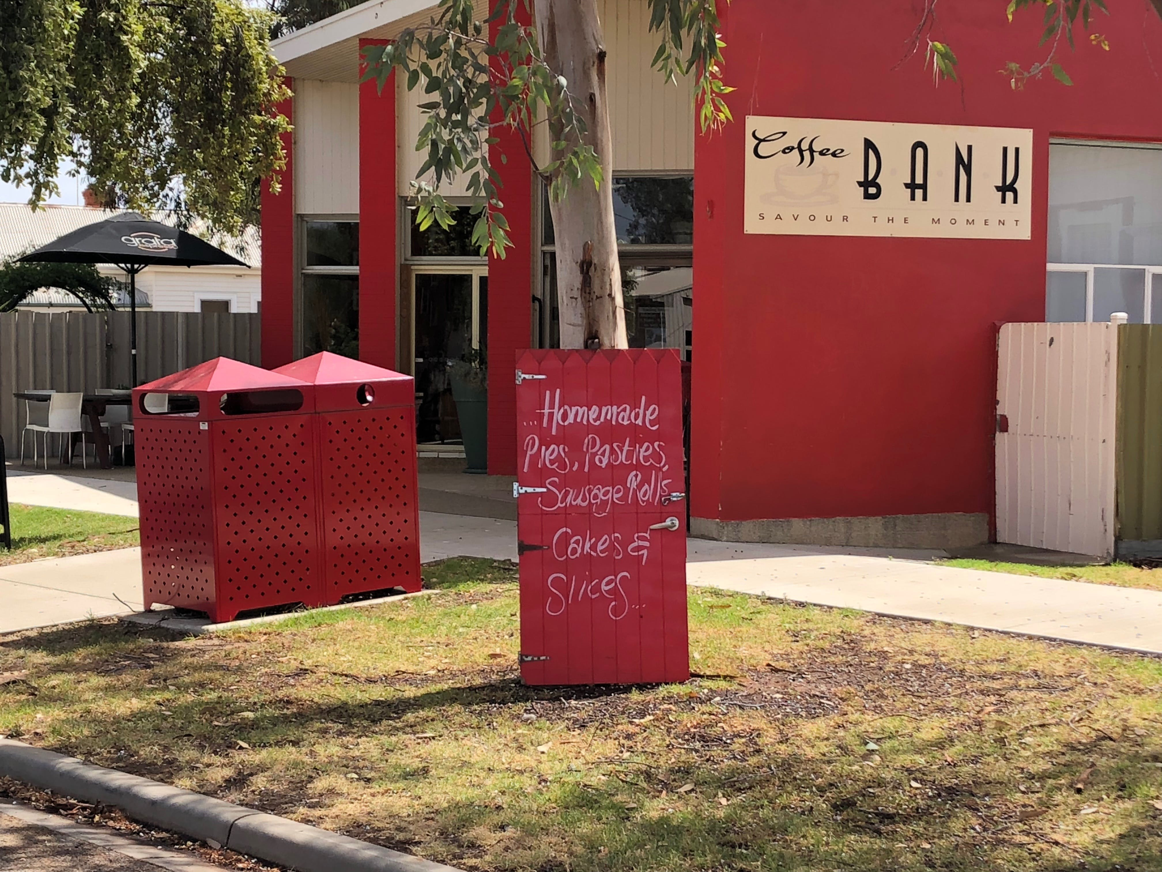 The Coffee Bank - Accommodation Fremantle