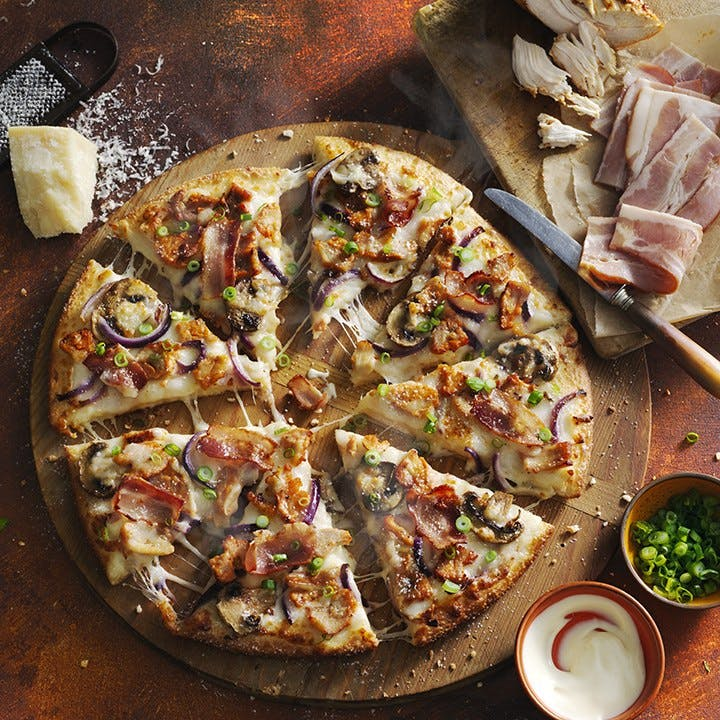 Domino's - Kearneys Spring - Accommodation Fremantle