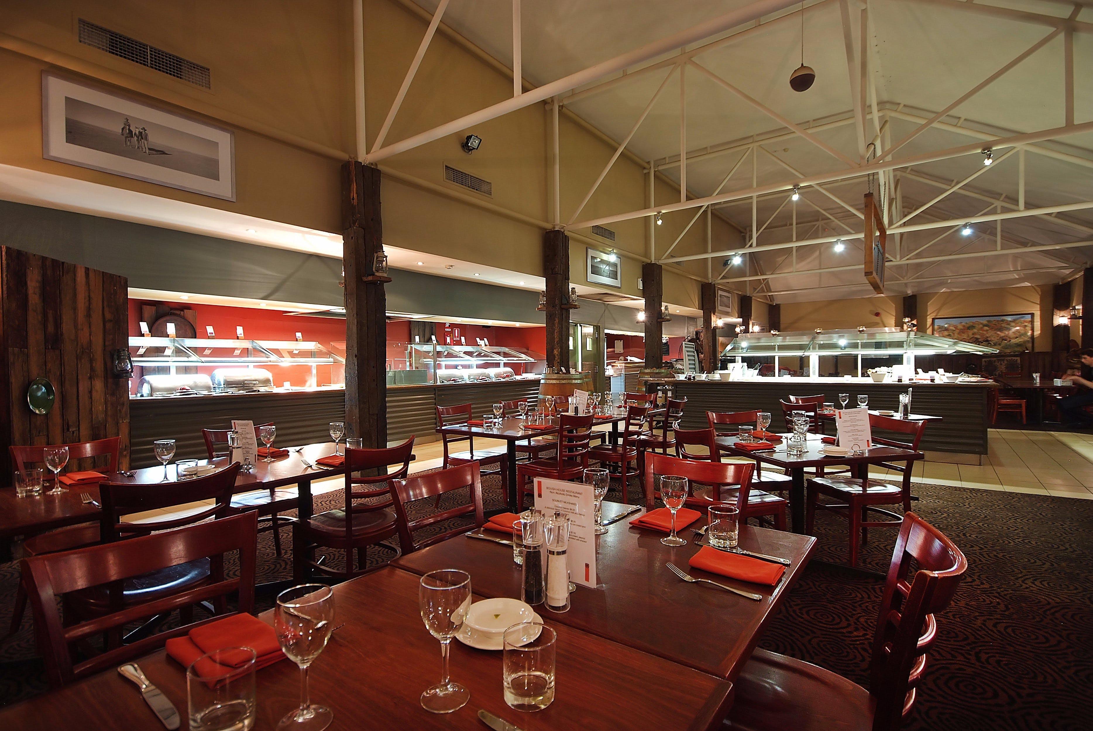 The Bough House Restaurant - Accommodation Fremantle